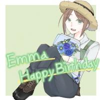 エマちゃん誕生日