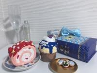 エマのお菓子でお茶会なの!!