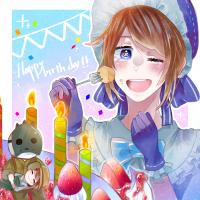 エマちゃん誕生日おめでとう!!!!