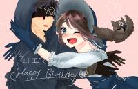 エマちゃんお誕生日おめでとう( ¨̮ )