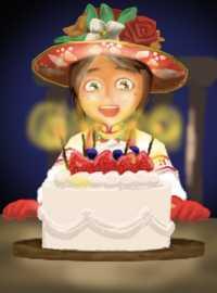 エマ誕生日おめでとう!