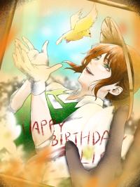 愛する娘の誕生日