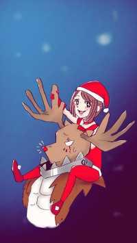 ハッピークリスマスなの!