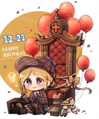 エマちゃん誕生日おめでとうございます!