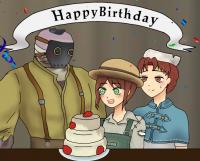 エマちゃん誕生日おめでとう!(再投稿)....