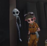 ロボット「助けて!早く!」