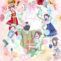 Happybirthday!!!エマちゃん!