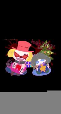 ピエロとジョゼフのクリスマス♪