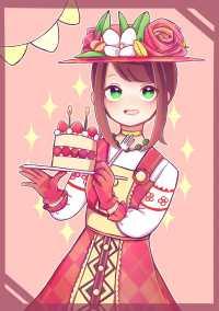エマちゃんお誕生日おめでとう!!!!